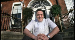 Chef Richard Corrigan's group has accumulated losses of about €1.5 million. Photograph: Brenda Fitzsimons