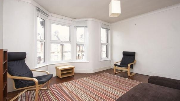One-bedroom apartment on Fulbourne Road, London E17