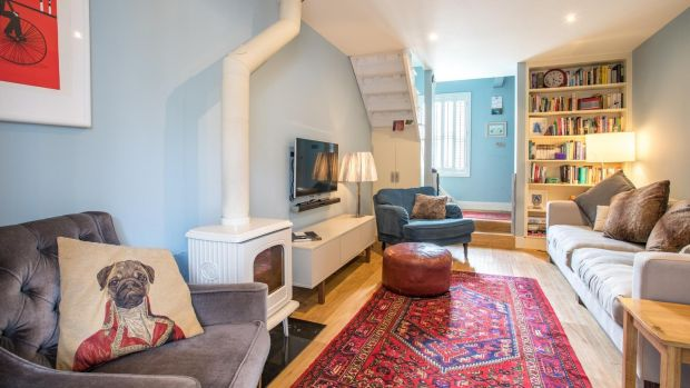 Stoneybatter Stunner 50sq M Of Smart Homely Space For 345k