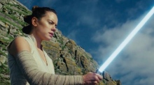 Official trailer for 'Star Wars: The Last Jedi' released