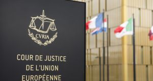 The  European Court of Justice  in Luxembourg ruled on a dispute involving the Motor Insurers Bureau of Ireland. Photograph: iStock