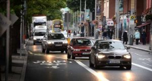 A one-year change to BIK on electric vehicles is likely to have little impact:  Photograph: Dara Mac Dónaill