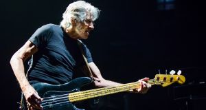 "Roger Waters:  has advised fans if they want a show devoid of political statements, they should ""go see Katy Perry or watch the Kardashians instead"". Photograph:  Scott Legato/Getty Images"