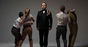 Junk Ensemble and Tom Clonan perform Soldier Still at the Mac, Belfast