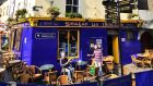 Tigh Neachtain is on the corner of Cross Street and Quay Street in Galway