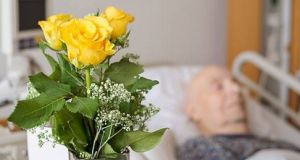 """We have the right to have a say in our care...including at the end of life."" Photograph: Getty Images"