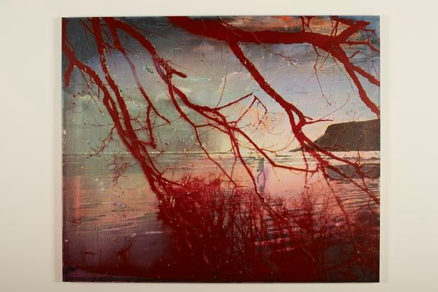 Red Bay (2016-17) by Elizabeth Magill