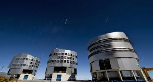 The European Southern Observatory  provides astronomers with state-of-the-art research facilities and access to the southern sky. Photograph: Martin Bernetti