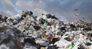 The Government plans to spend €11 million cleaning up dumps next year. Photograph: Getty Images