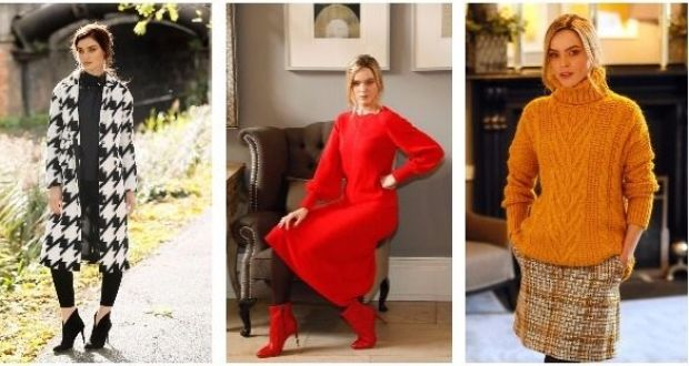 d907334948f1 Six top looks from the new Marks   Spencer autumn-winter collection