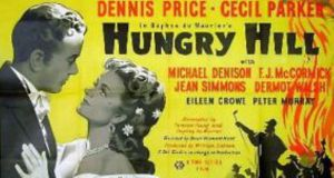 Hungry Hill: the film tanked despite the presence of a young and luminous Jean Simmons as Jane Brodrick