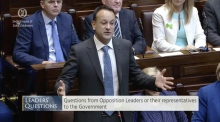 Taoiseach denies suppressing Brexit report in heated Dáil exchange