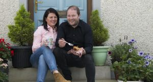 "Ciarán and Melanie Breslin: ""The biggest mistake we made would be the sleepless nights we have had over social media sites,"" says Melanie."