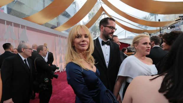 "Rosanna Arquette: ""Rosanna, you're making a big mistake,"" Weinstein responded when she spurned his advances, she said. Photograph: Monica Almeida/The New York Times"