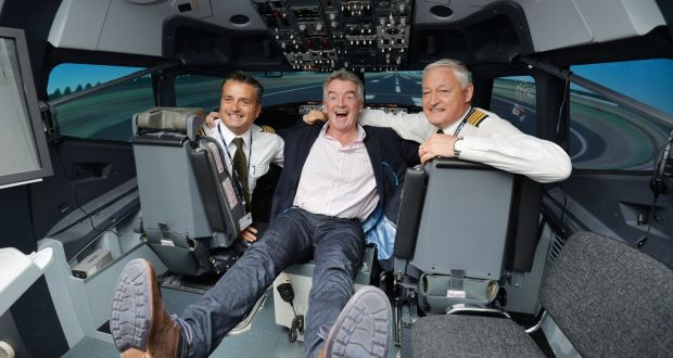 Ryanair pilots get backing from southwest pilots union ryanairs chief executive michael oleary with capt alan mcnulty and andy o malvernweather Image collections