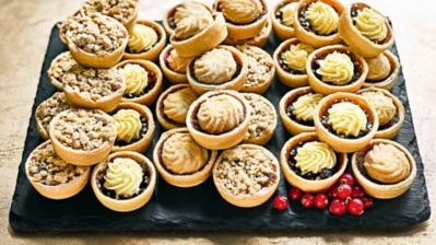 A little something sweet is also pricier in Ireland, with a selection of 36 mini mince pies retailing for €24 in Ireland, or £16 (€17.89) in the UK, a difference of 34 per cent