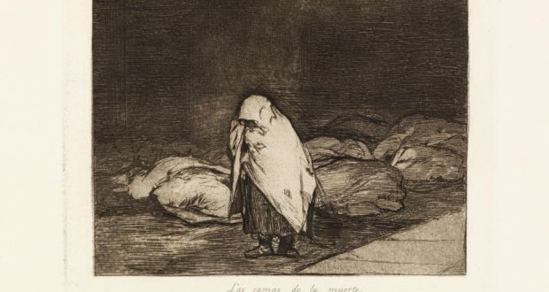 Francisco Goya And The Greatest Antiwar Manifesto In All Art - Francisco goya paintings