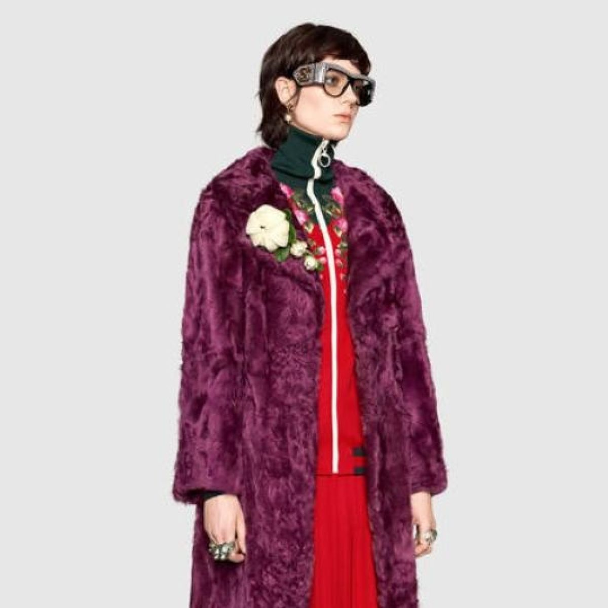 5596c08c5 Italian fashion house Gucci to go fur-free from 2018