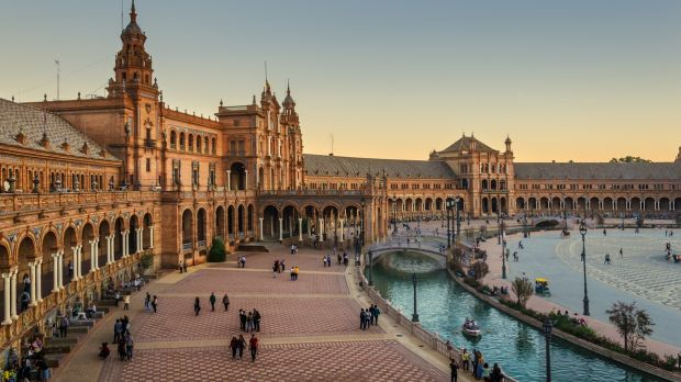 Winter breaks in Seville from €399