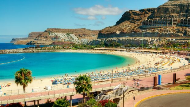 Spend a sunny Christmas in the Canaries