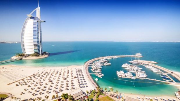 Visit Dubai for just ¤469 return with Emirates