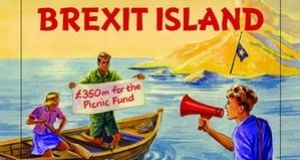 Spoof humour books like Five on Brexit Island have become a 'key driver' of sales at WH Smith, helping to counter a sharp drop in 'colour therapy' titles.