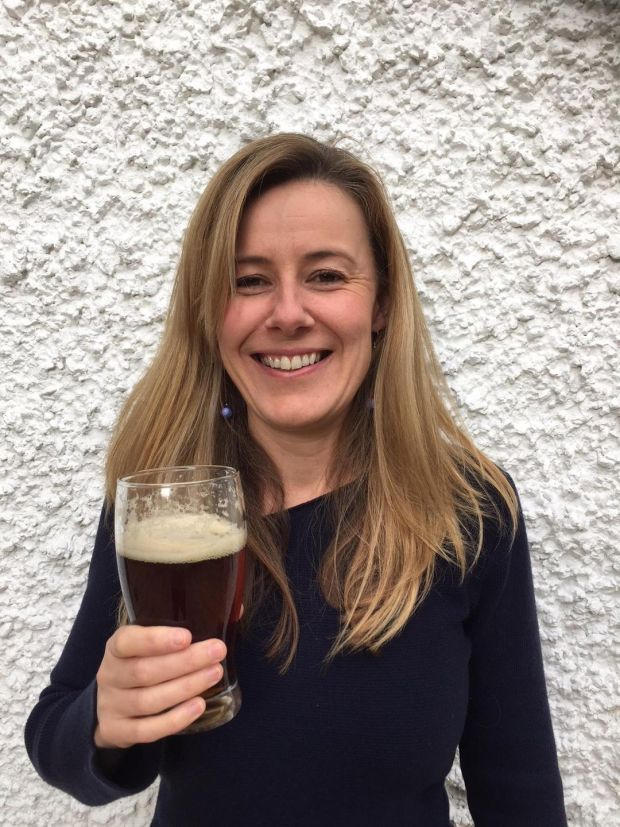 Dr Susan Flavin, a lecturer in modern history in Anglia Ruskin in Cambridge University. Dr Flavin, who is from Tipperary, has been researching eating and drinking habits of 16th century Ireland.