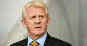 Gordon Strachan has left his role as Scotland head coach with immediate effect, the Scottish Football Association has announced. Photo: Jure Makovec/Getty Images