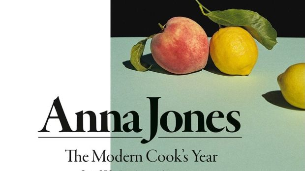 The Modern Cook's Year, by Anna Jones, is beautifully designed and runs to almost 500 pages of inventive, unusual recipes for seasonal vegetable dishes