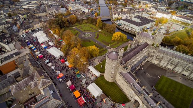 The Savour Kilkenny food festival takes place on the bank holiday weekend, with events running in the city and county from October 27th to 30th