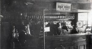 'There is still very much a place for the pub in the Irish market'. Photograph: Guinness Archive, Diageo Ireland