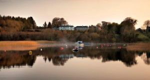 The Lodge at Ashford Castle,  which overlooks  Lough Corrib, is offering a new restorative getaway – The Robe, Rosé & Relax package – for €320pps