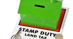 Budget measure: Stamp duty on commercial property including development land will increase to 6 per cent this week from 2 per cent. Photograph: iStock.