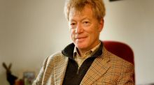 Philosopher Roger Scruton:  uses soccer as an analogy to illustrate his point on the primary objective on education
