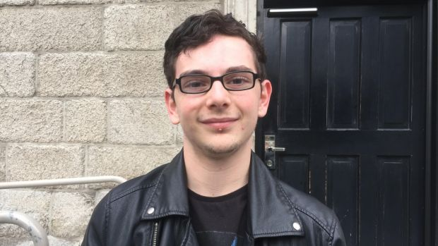 "Kyle Chambers from Donegal: ""In rural areas a lot more social events revolve around the parish."""