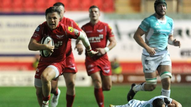Scarlets will fancy their chances of improving their poor European record this year. Photo: Ian Cook/Inpho