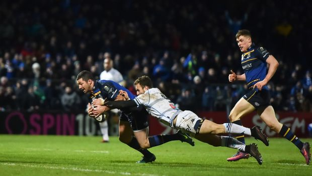 Montpellier will be eager to make up for last year's hammering at the hands of Leinster in Dublin. Photo: Ramsey Cardy/Sportsfile via Getty Images