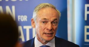 Minister for Education Richard Bruton. The Department of Education has been urged to fast-track its investigation into spending at an education board. File photograph: Alan Betson/The Irish Times