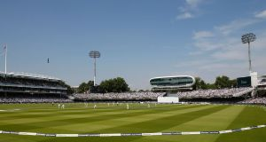 The top two teams in a Test Championship will contest a play-off final in England in June 2021. Photograph: Getty Images
