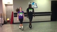 NFL running back takes up Irish dancing for fitness and footwork