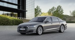 It's no surprise the A8 aims to match luxury car class with tech wonders. And in almost every way it delivers