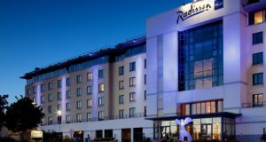 Dublin Airport's Radisson Blu Hotel, meanwhile, is planning a six-storey extension, and planning permission has been granted for a seven-storey hotel in the front car park at the Radisson Blu