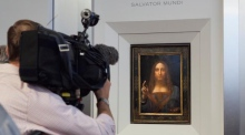 Last known privately-owned Leonardo da Vinci painting goes to auction