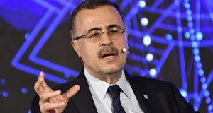 Amin Nasser, chief executive and president of Saudi Arabian Oil Company Saudi Aramco: The Saudi state oil company has struggled to select a suitable international venue for its shares