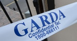 A Garda spokesman said the shooting is not linked to a gangland feud.