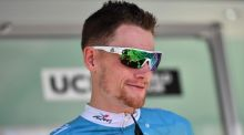 Sam Bennett won his  fourth stage on the   Presidential Tour of Turkey on Saturday. Photograph: Robertus Pudyanto/Getty Images
