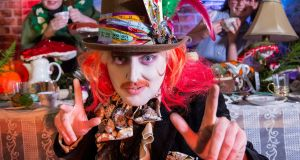 Get a slice of the immersive, theatrical family fun at Cuskinny House, near Cobh, Co Cork