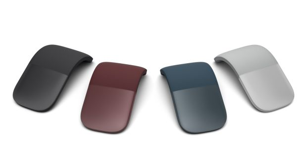 ab893c0abc2 Microsoft Surface Arc mouse is available in four colours and costs €89.99