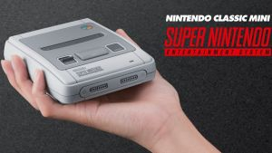 Super Nintendo Classic Mini comes loaded with all the expected original games and characters such as Mario, Donkey Kong, Yoshi and the Legend of Zelda