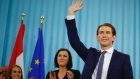 Sebastian Kurz vows to change Austria after election win